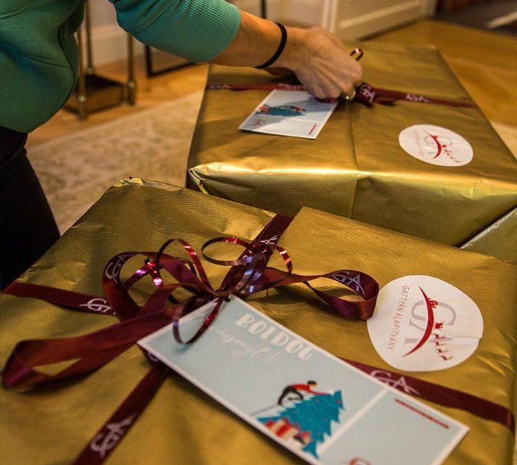 Karácsonyi adomány – 2020. december