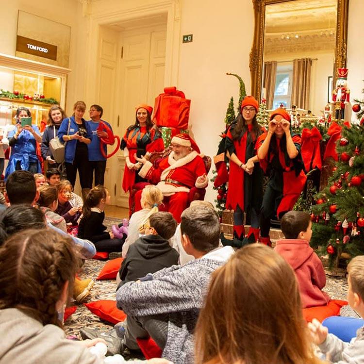 Il Bacio Xmas Charity Event – 2018. december