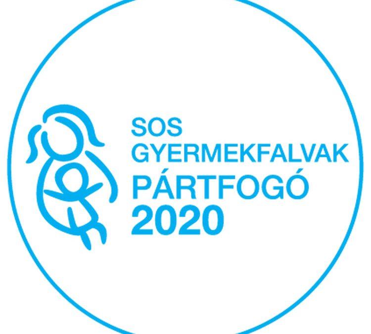 SOS Gyermekfalvak támogatás – 2020. május