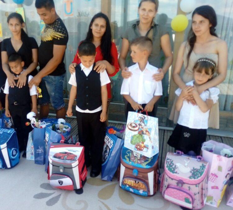 Beiskolázási támogatás hátrányos helyzetű gyermekeknek – 2021. május