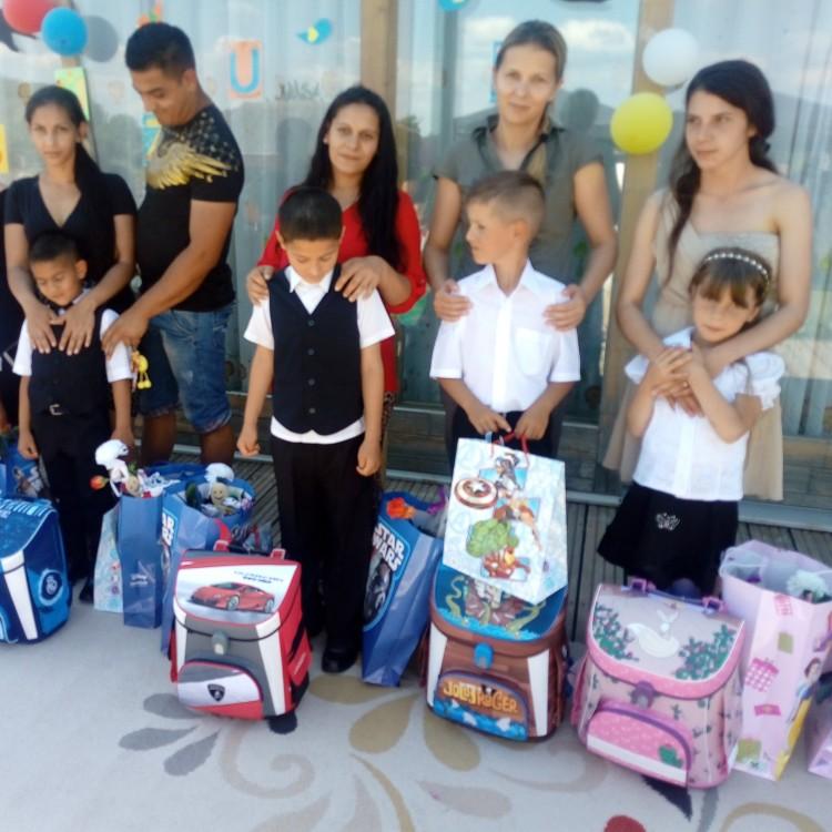 SCHOOL ENROLLMENT SUPPORT FOR DISADVANTAGED CHILDREN – MAY 2021